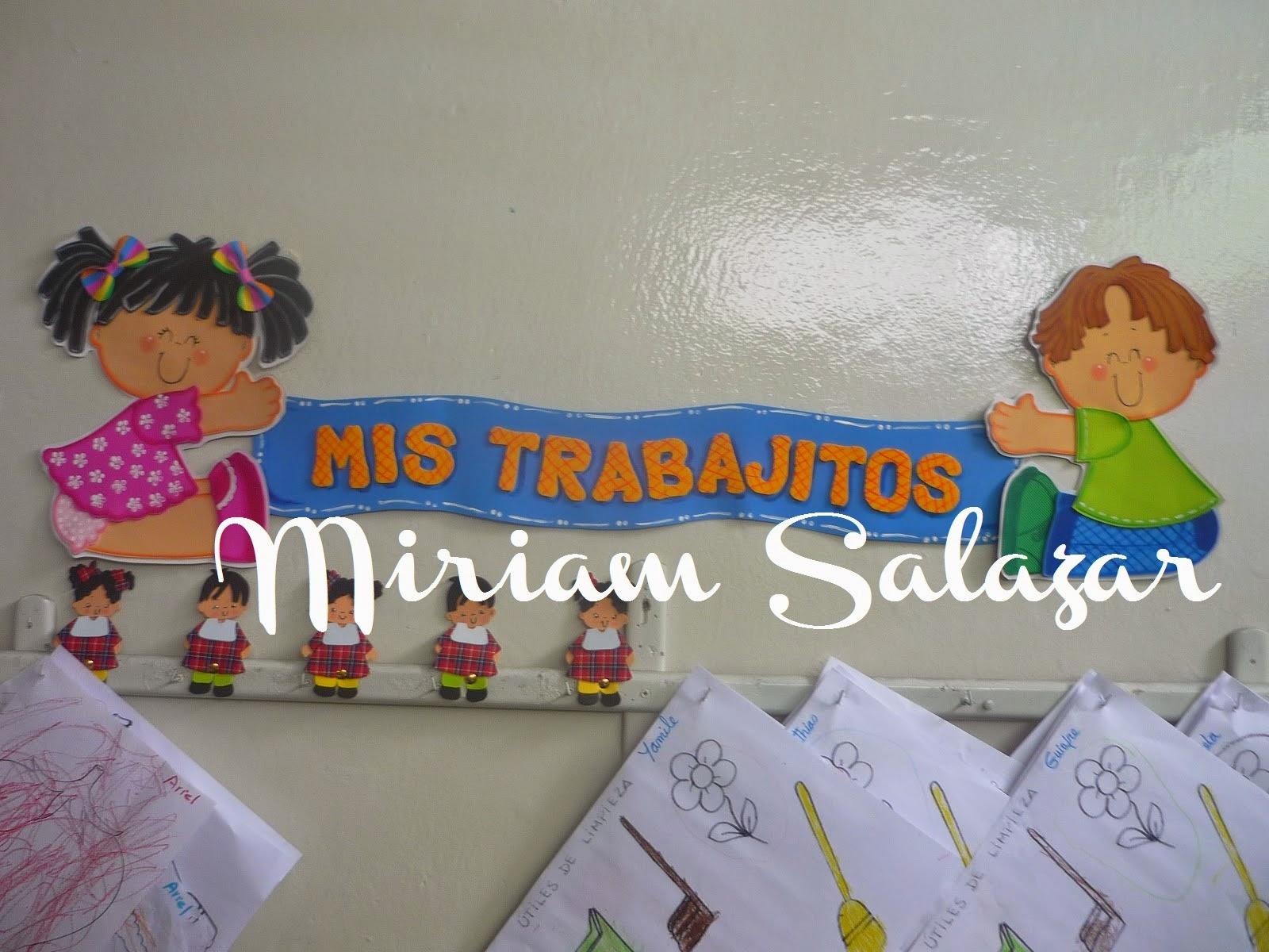 Trabajos Para Inicial Imagui Comunidad En Castellano