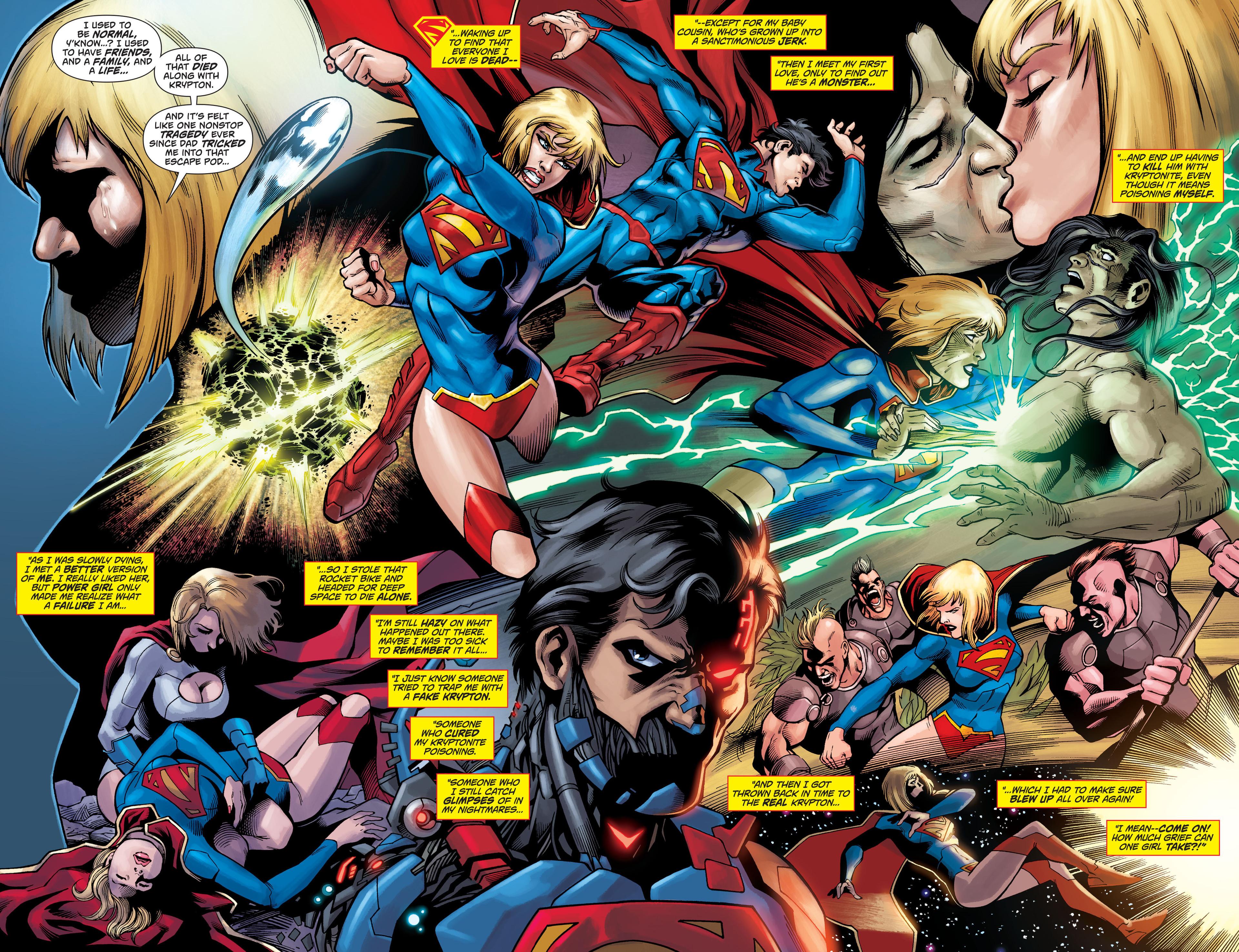 Supergirl (2011) Issue #26 #28 - English 11