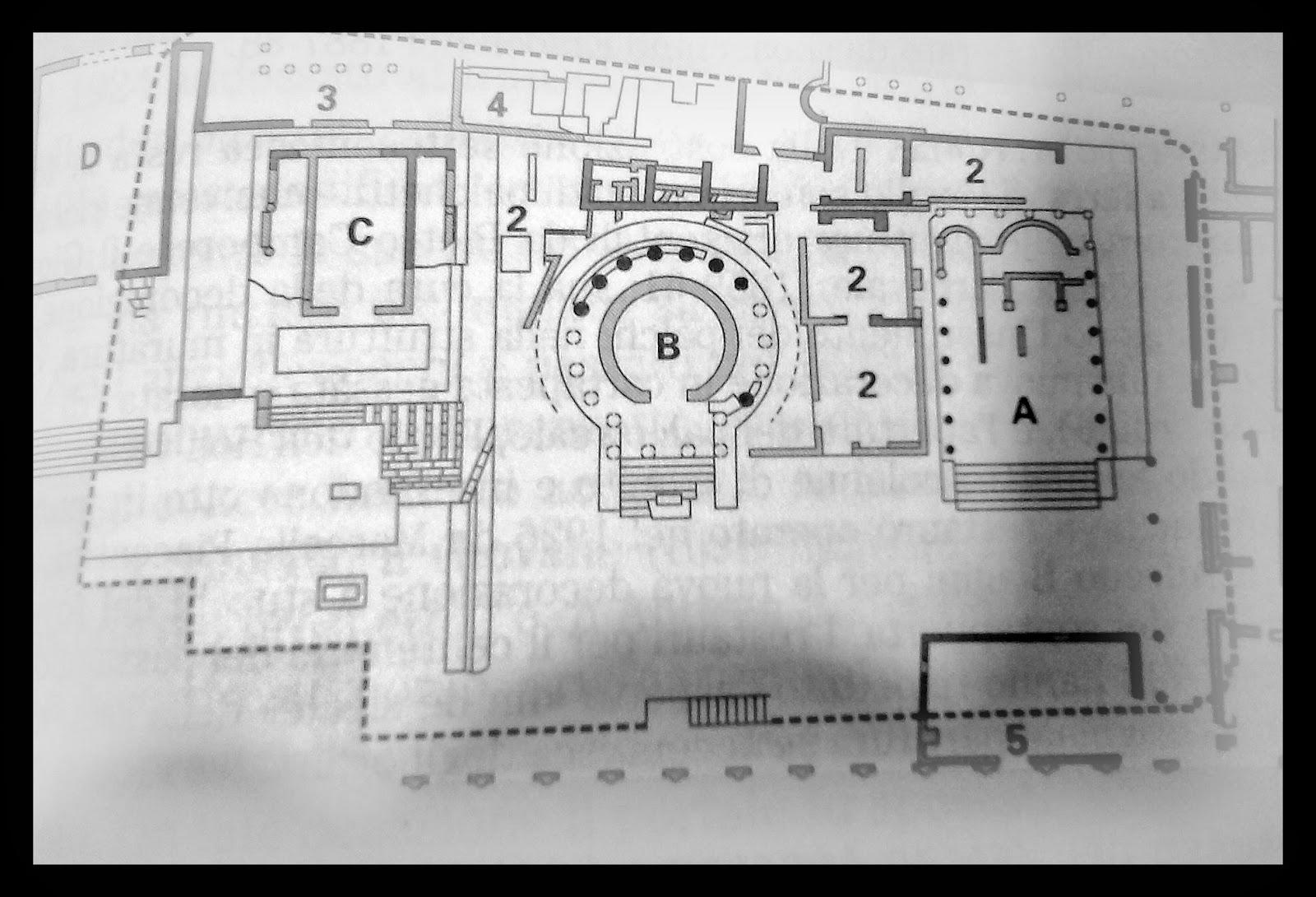 Plan Area Sacra w Rzymie