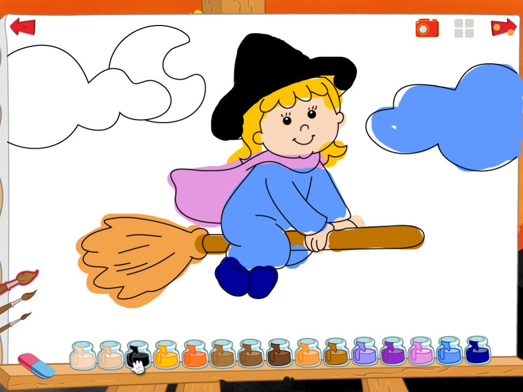 iPad 4 Kids: The Best Free Halloween iPad Apps for Kids