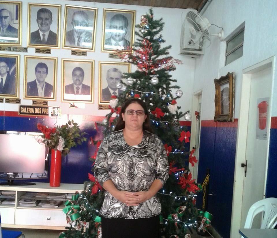 Na prefeitura municipal