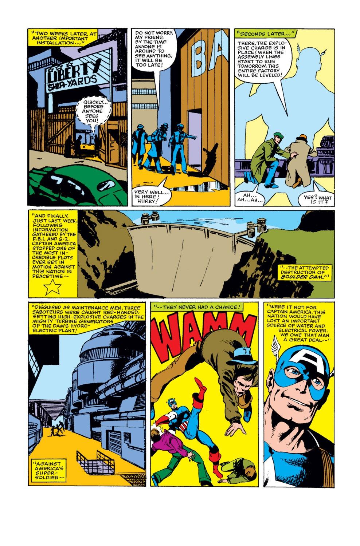 Captain America (1968) Issue #255 #170 - English 18