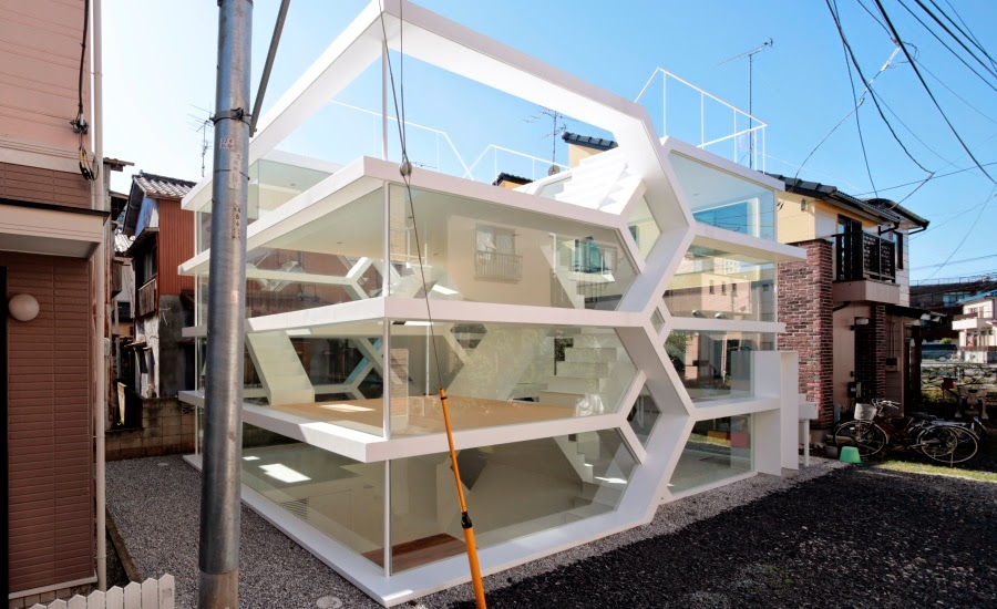 S-House, en Japón - por Structured Environment