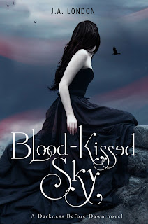 Review: Blood-Kissed Sky by J.A. London