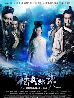 Ver A Chinese fairy tale (2011) Online