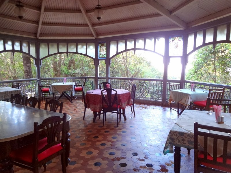 The Verandah in the Forest Matheran