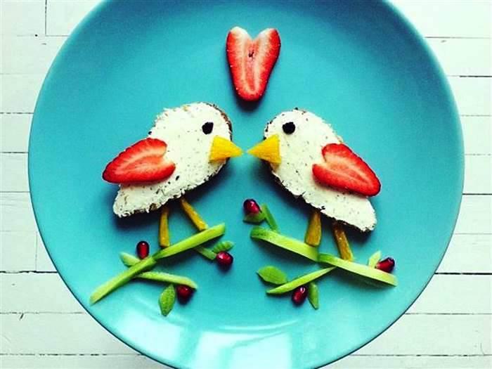 Food Art Toast Project By Ida Skivenes