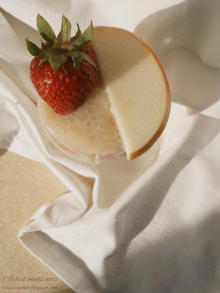 pudding z tapioki