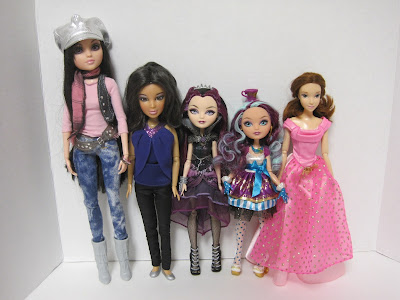 Never Grow Up A Mom S Guide To Dolls And More Ever After High