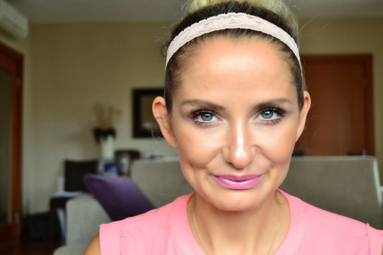 okul makyajı - back to school makeup - makyaj uygulamaları - makyaj blogları - makeup tutorial - rimmel london - flormar - loreal - Deborah milano - kozmetik blogları - nail art