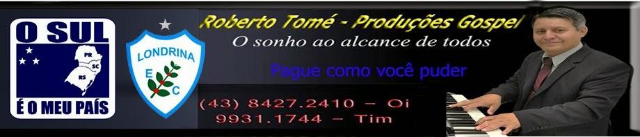 ROBERTO TOMÉ - O BLOG