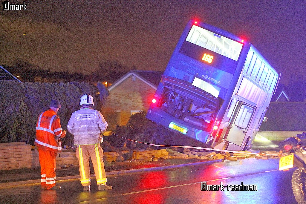 Kippax bus crash