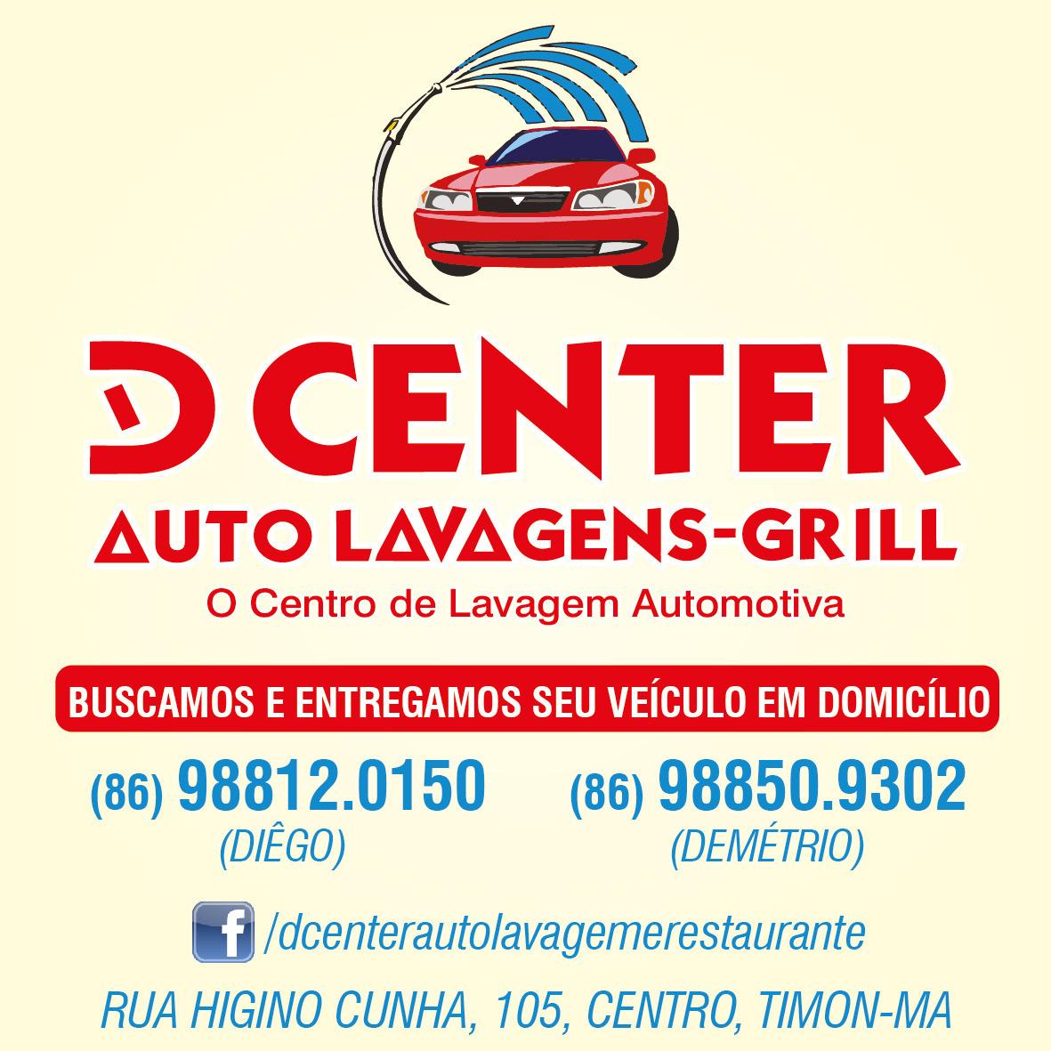 D Center Auto Lavagem