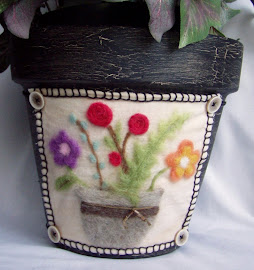 Flower Pot Wrap ePattern