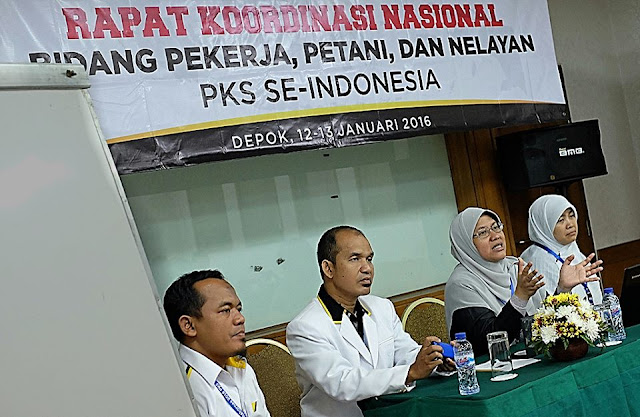 PKS Akan Fokus Tingkatkan Kesejahteraan Pekerja, Petani, dan Nelayan