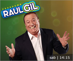 PROGRAMA RAUL GIL NO SBT