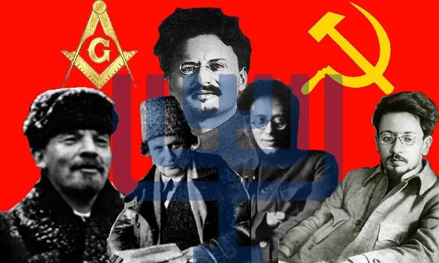 Κομμουνισμός Σοσιαλισμός όταν το εγχειρίδιο κατάληψης της εξουσίας απο τους Εβραίους γίνεται ιδεολογία και κόμμα απο ορδές Καθυστερημένων!