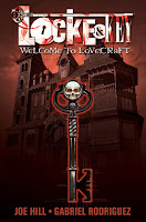 Cover of Locke & Key: Welcome to Lovecraft by Joe Hill and Gabriel Rodríguez