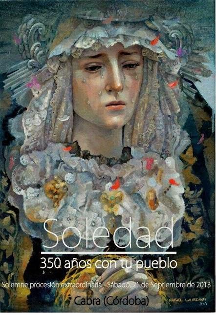 350 Aniversario Soledad y Quinta Angustia de Cabra