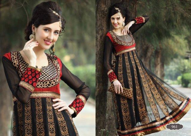 mansha spring winter collection - Dress Of Teh DAy 11th May 2o12