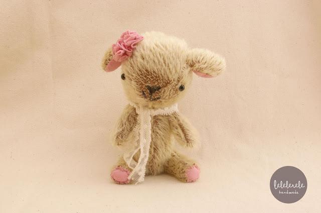 peluches_hechos_a_mano, handmade, craft, bunny, teddy bear, mohair