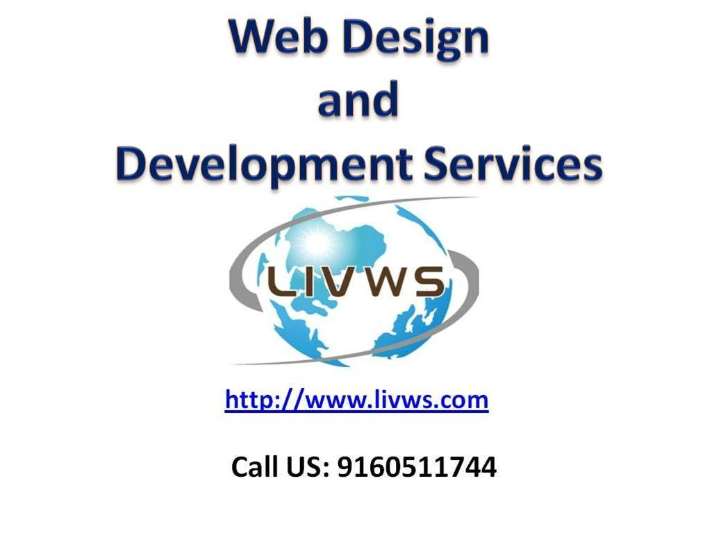 Best Web Design and Development Services at Affordable price