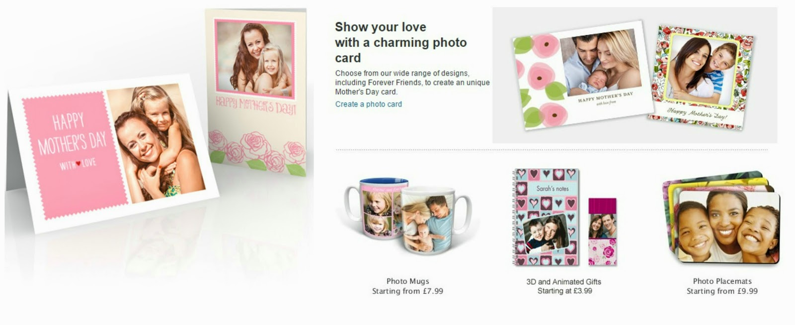 truprint mother's day range