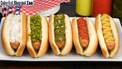Cara Membuat Hotdog Sendiri