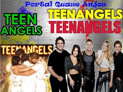 PORTAL QUASE ANJOS -TEEN ANGELS ONDE OS ANJOS SE ENCONTRAM