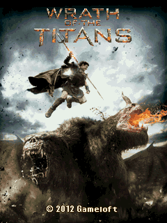 Wrath Of The Titans mobile