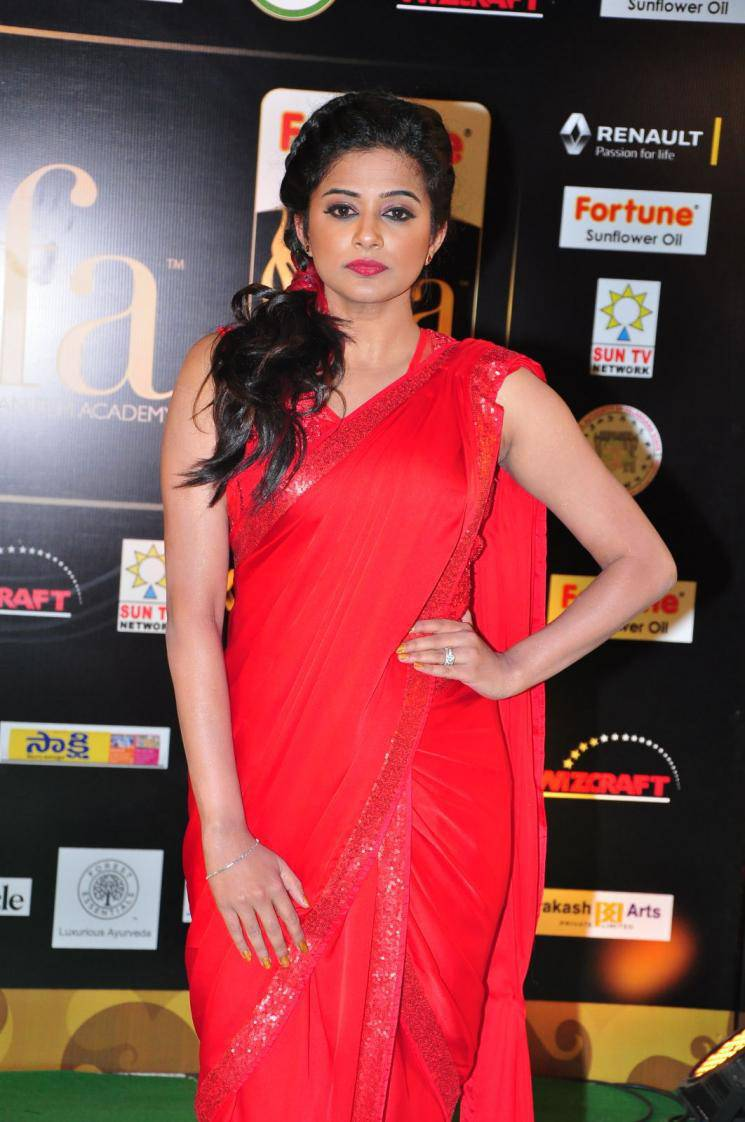 Actress Priyamani Latest Cute Hot Spicy Photos Gallery At IIFA Awards 2016