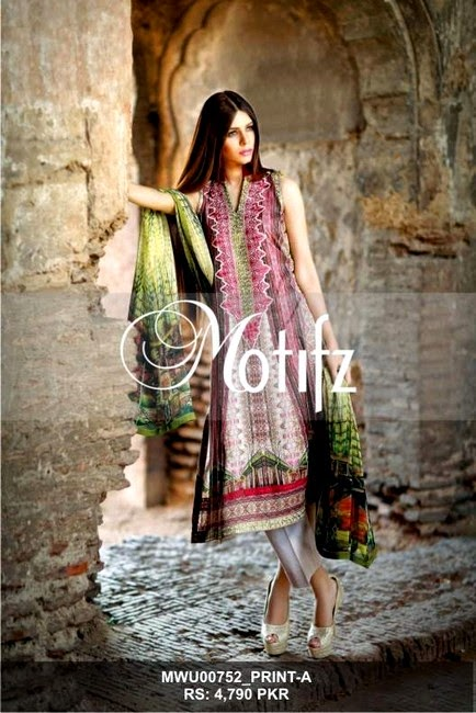 Eid Dress Collection Launched by Motifz