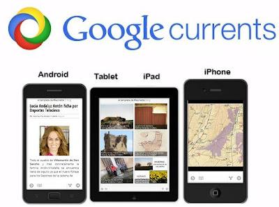 Añade El templete a Google Currents