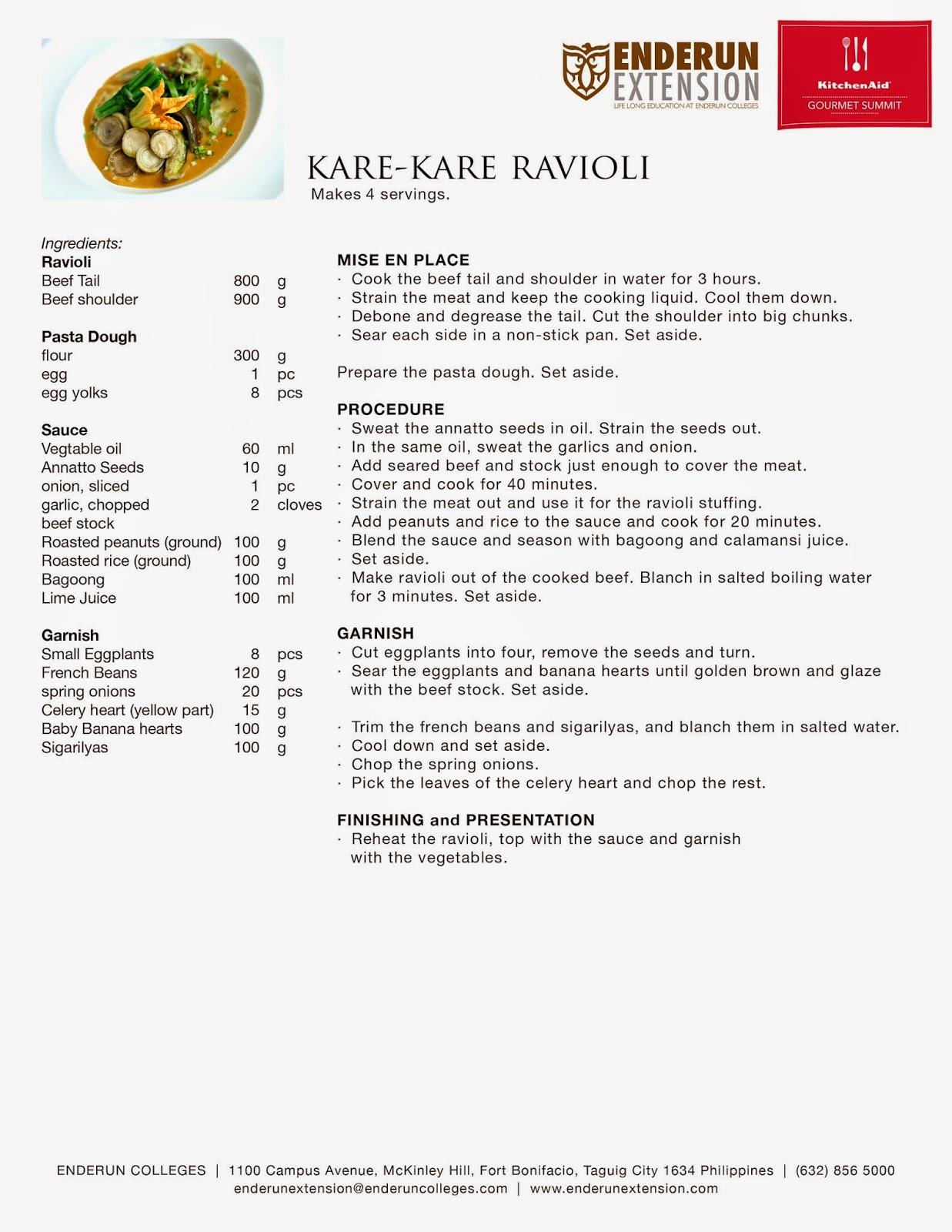 a filipino dish called kare kare 2 essay 2 united st | kapitolyo, pasig, luzon, philippines  all reviews kare kare  cassava cake mango salad filipino dishes sticky toffee pudding catfish gambas  tofu.