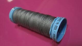 diy craft chan luu bracelet silver silk thread