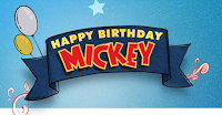 Snapdeal : Happy Birthday MICKEY Offer
