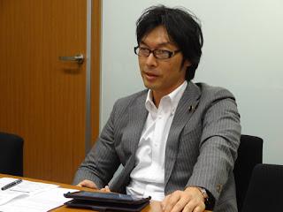 インターネット選挙について 松田公太議員インタビュー
