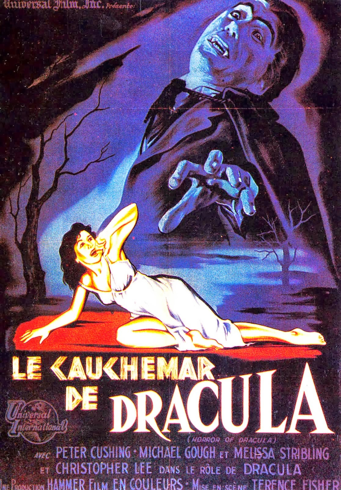 Cauchemar de Dracula (le)