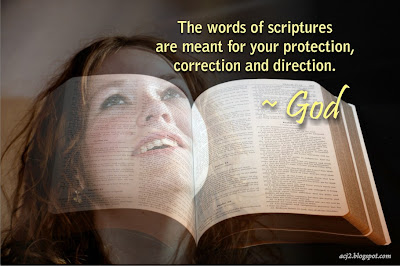 scripture for protection