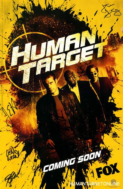 Human Target: Pilot