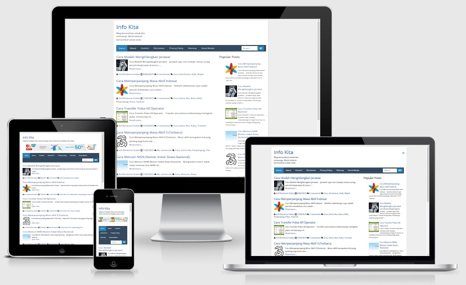 template seo responsive - Yeni.mescale.co