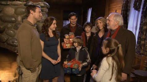 plot from dvd christmas lodge - Christmas Lodge