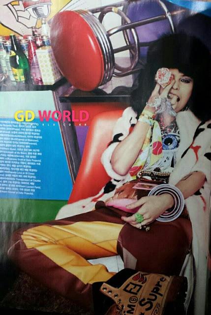 G-Dragon & Taeyang Majalah Vogue 14