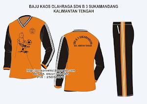 Baju Olahraga siswa SD Seruyan KALIMANTAN TENGAH