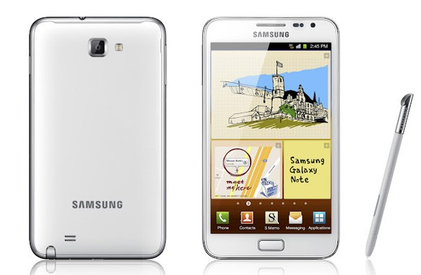 Samsung Galaxy Note GT-N7000 Full Phone Specifications,Review & Price