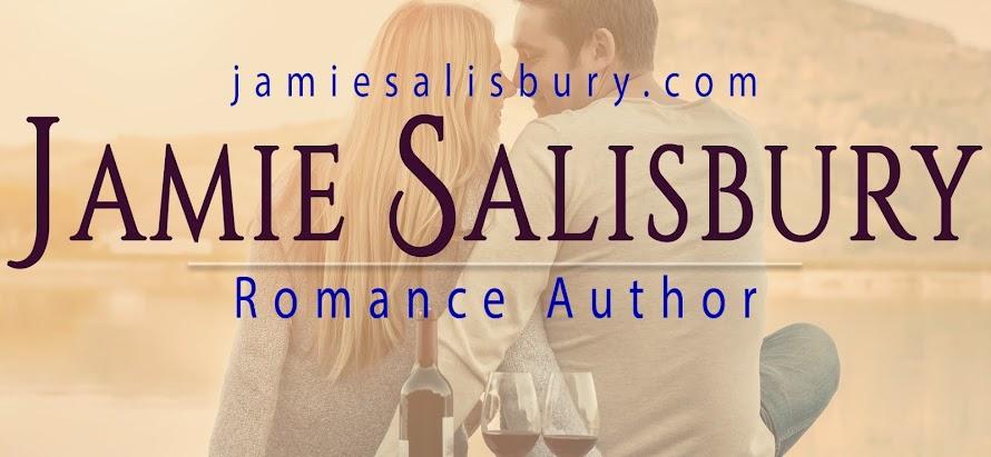 Jamie Salisbury, Romance Author