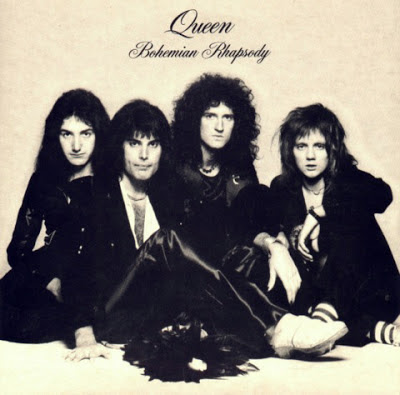 QUEEN - Bohemian rhapsody (single)