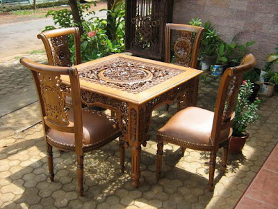 Tips How to Choose Teak Furniture