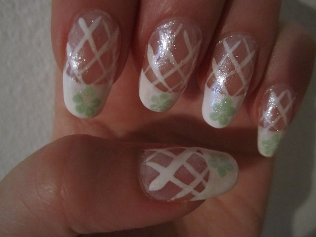 Blatherings About All Things Pretty Wedding Nails