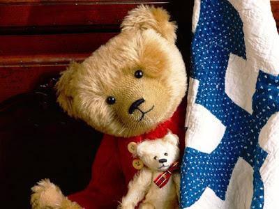 Gambar Wallpaper Teddy Bear Lucu Banget